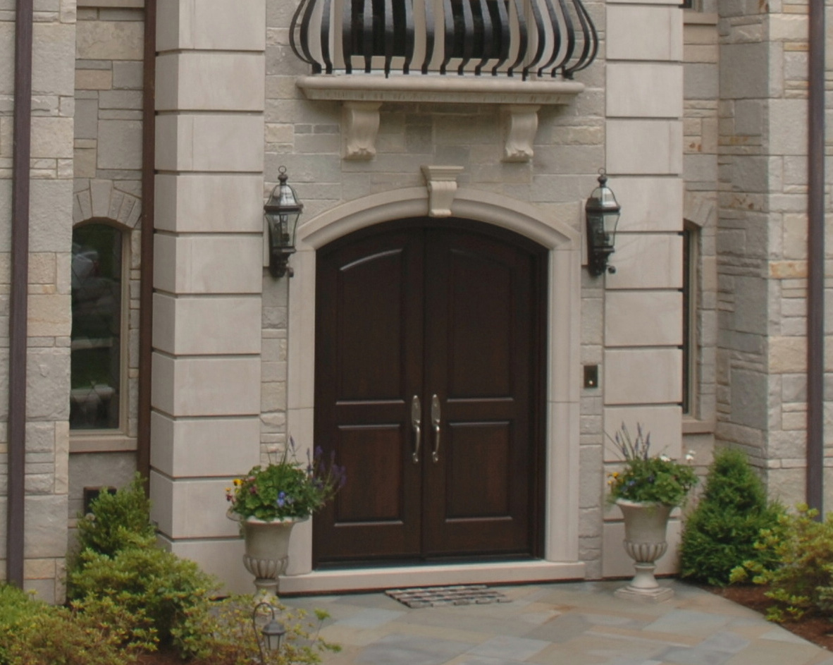 The Purpose Of A Surround Is To Provide Decorative Protective Trim For Windows And Doors We Offer Variety Colors Textures Match Exterior